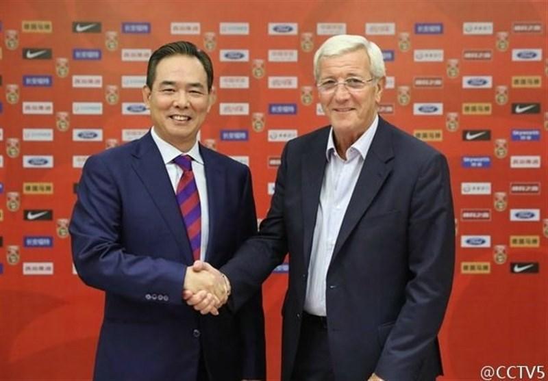 لیپی با 17 میلیون پوند رسماً سرمربی تیم ملی چین شد، سرمربی پیشین ایتالیا به تهران می آید