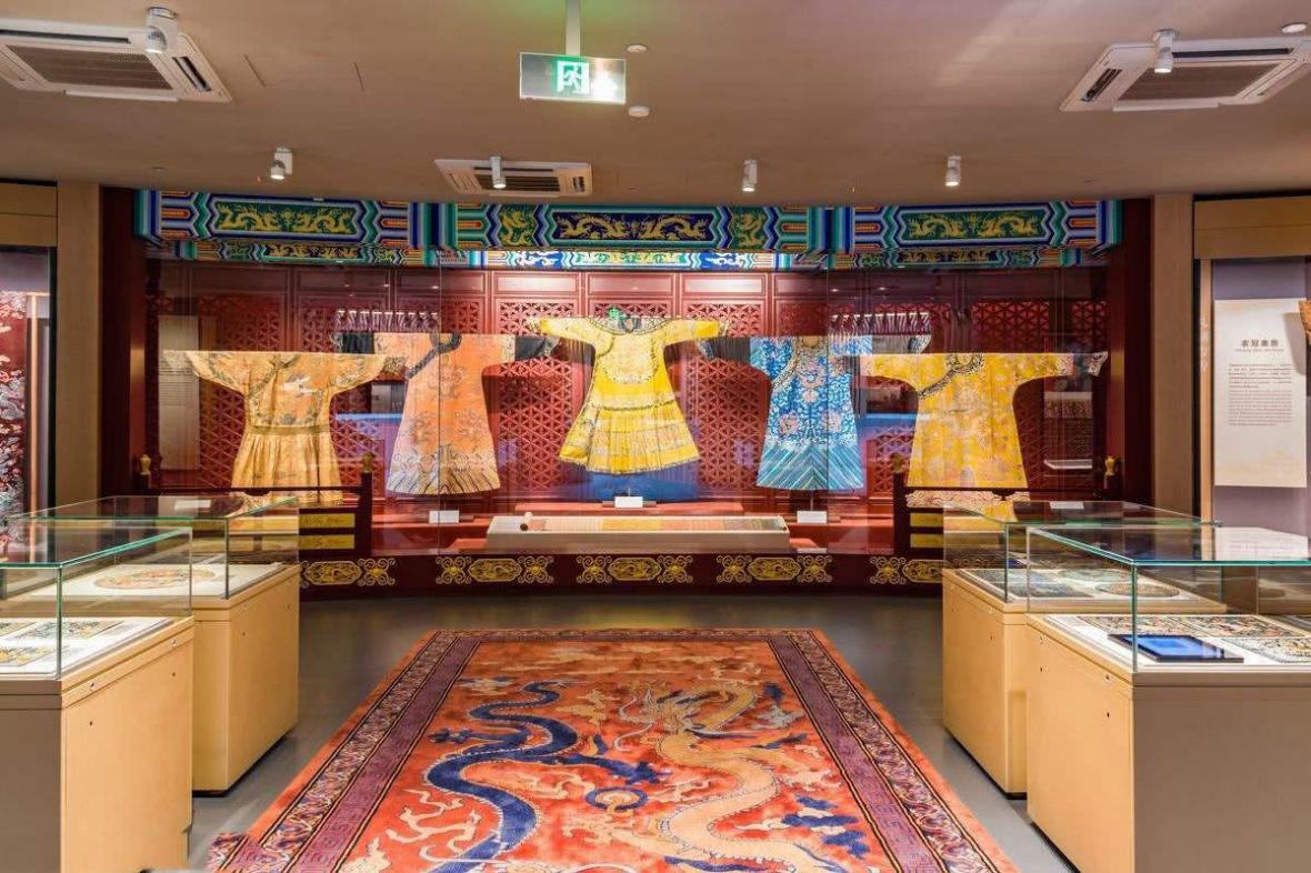 موزه ملی ابریشم چین در هانگزو