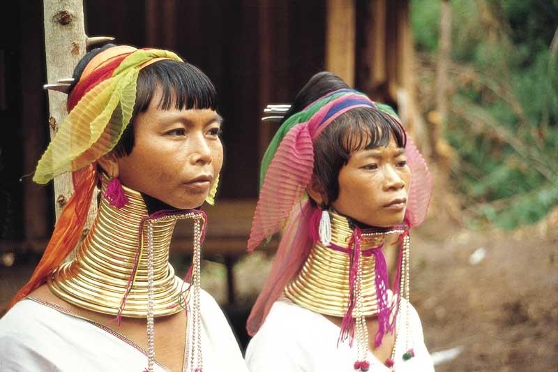 نژاد مردم تایلند