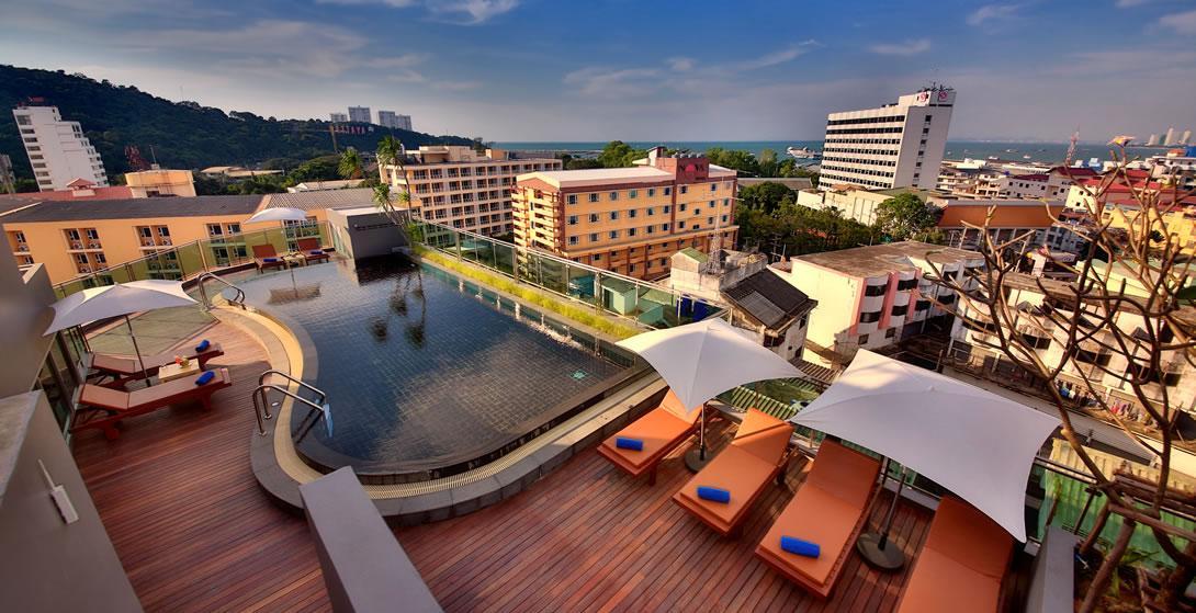 هتل های نزدیک واکینگ استریت پاتایا