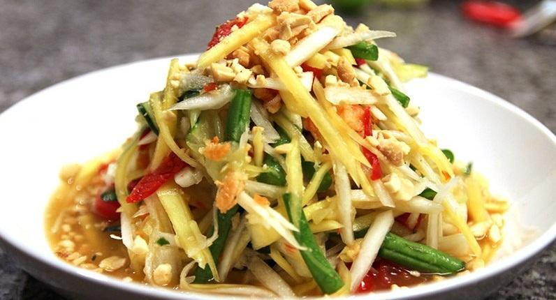 رژیم غذایی مردم مرکز تایلند
