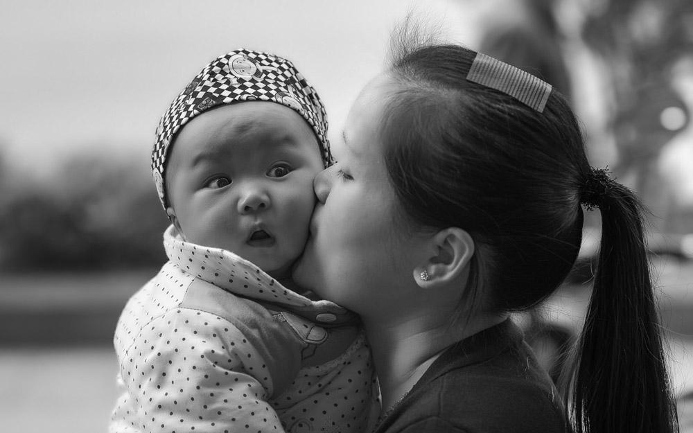 مردم چین تک فرزندی را ترجیح می دهند