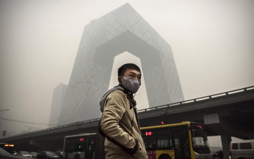 داستان قدیمی آلودگی هوا در چین