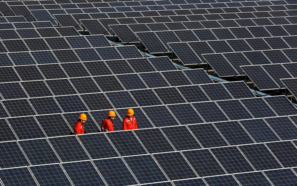 آینده انرژی های پاک در چین