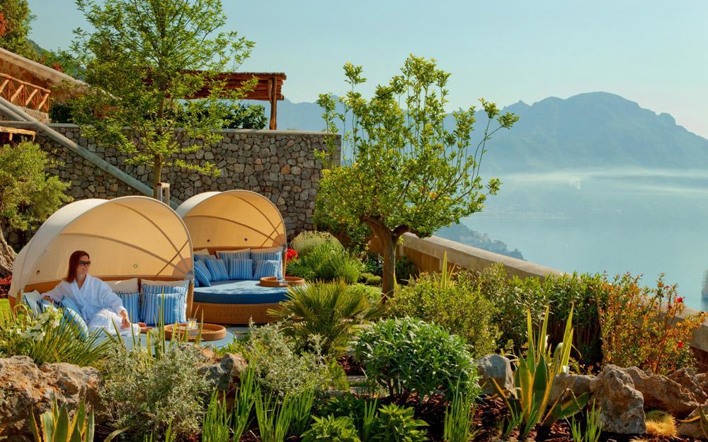 آرامش و زیبایی مطلق در هتل Monastero Santa Rosa ایتالیا