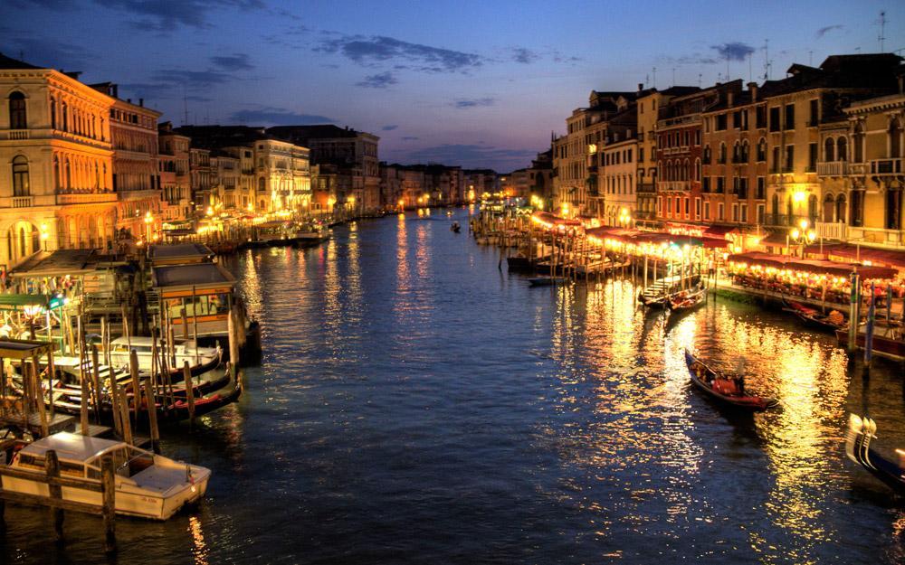 کانال بزرگ، آبراهی بزرگ در ونیز ایتالیا