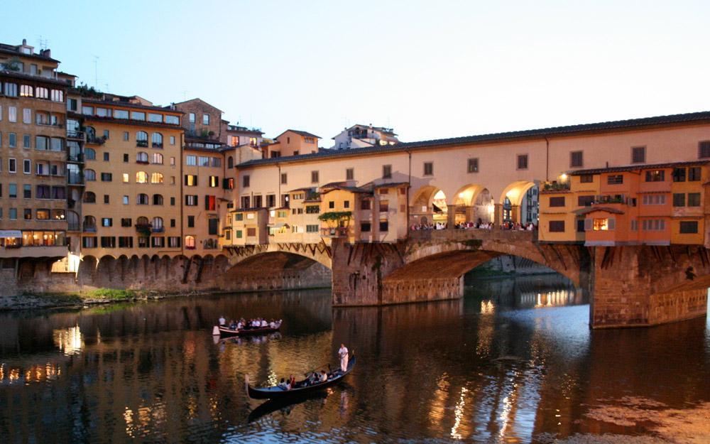 پونته وکیو، پلی نمادین در فلورانس ایتالیا