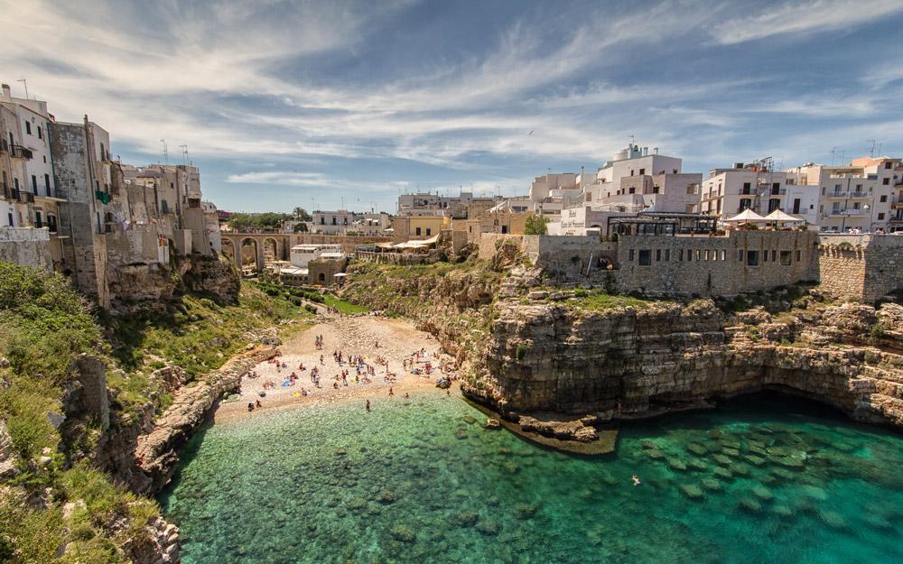 یک تعطیلات رویایی در پولینیانو آماره ایتالیا