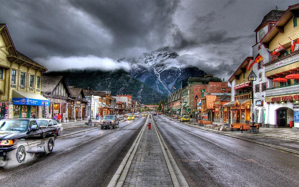 خیابان بنف، قلب شهری زیبا در کانادا
