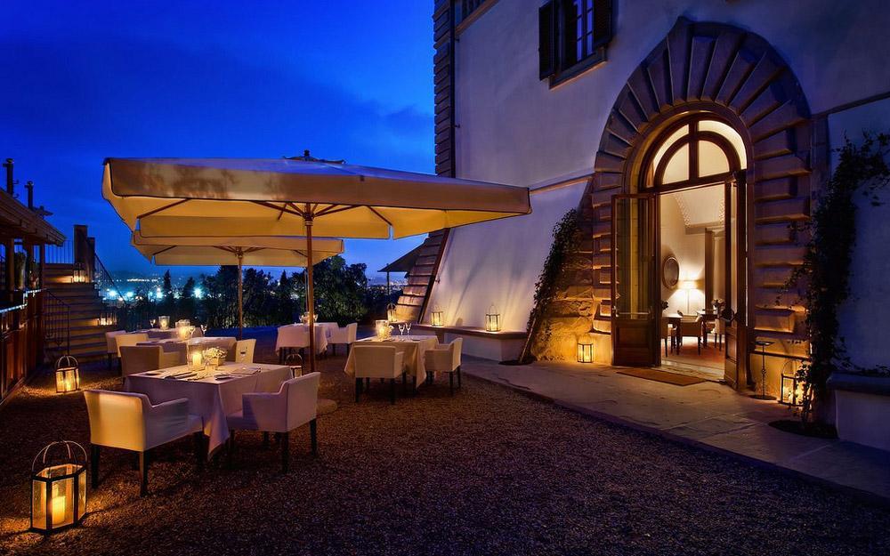 Il Salviatino، هتلی لوکس و بی نظیر در قلب فلورانس