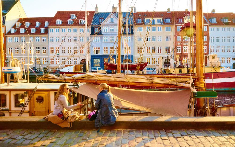 تورهای انتخابی کشتی کروز در کپنهاگ (دانمارک)