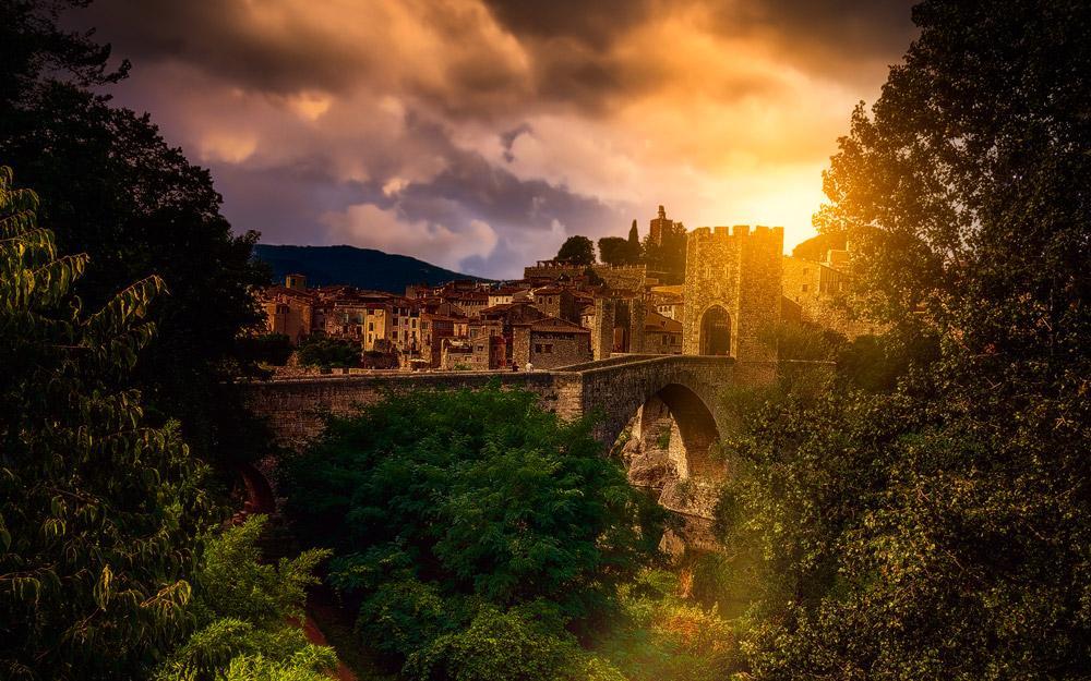 بسالو، زیباترین شهر قرون وسطایی اسپانیا