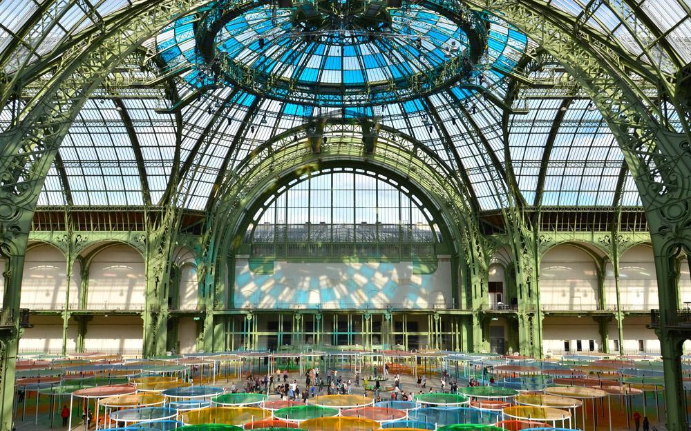 کاخ بزرگ، جواهر شانزه لیزه پاریس