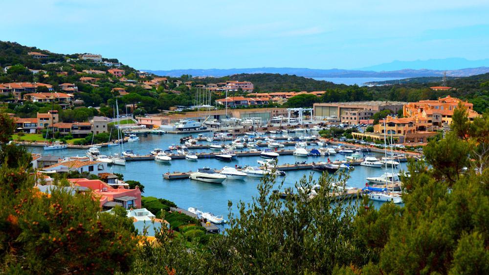 تورهای انتخابی کشتی کروز در اولبیا/کوستا زمرالدا (ایتالیا)