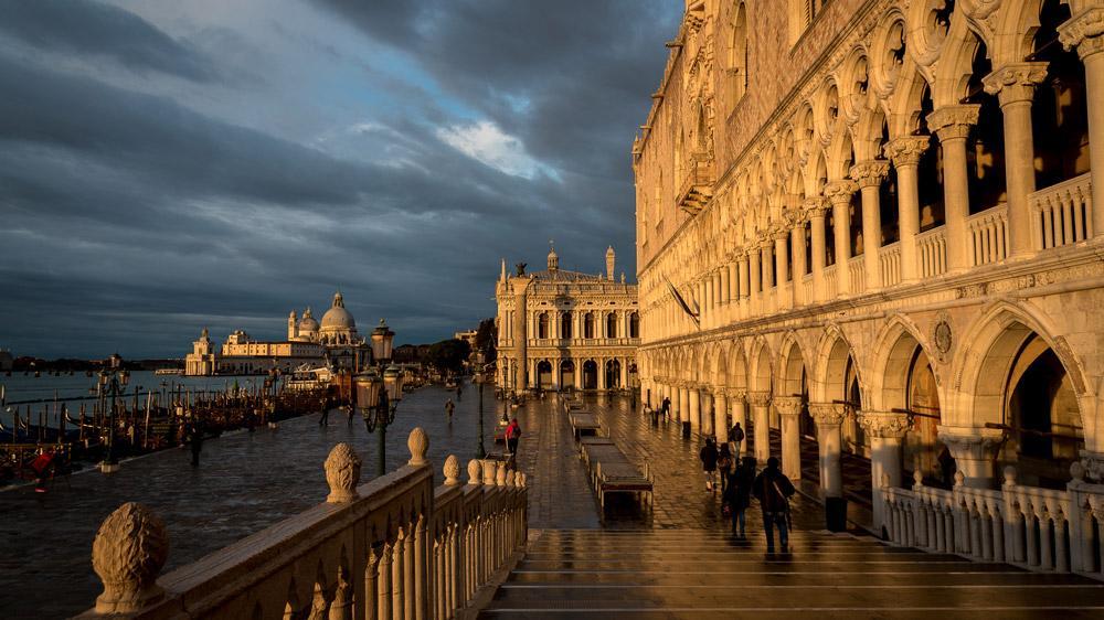 تورهای انتخابی کشتی کروز در ونیز (ایتالیا)