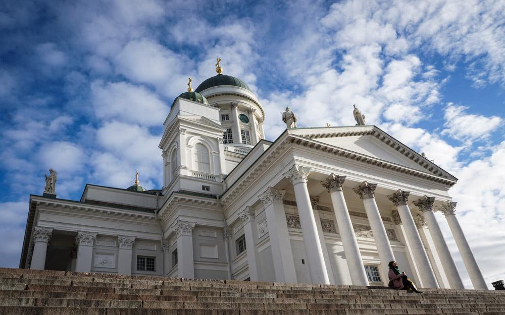 تورهای انتخابی کشتی کروز در هلسینکی (فنلاند)