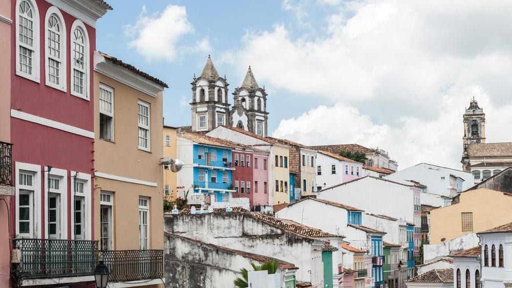تورهای انتخابی کشتی کروز در سالوادور (برزیل)