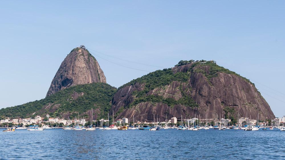 تورهای انتخابی کشتی کروز در ریودوژانیرو (برزیل)