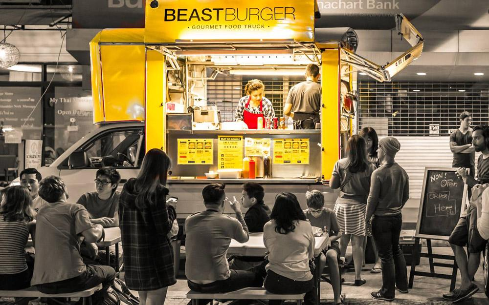 بهترین همبرگر فروشی های چیانگ مای تایلند