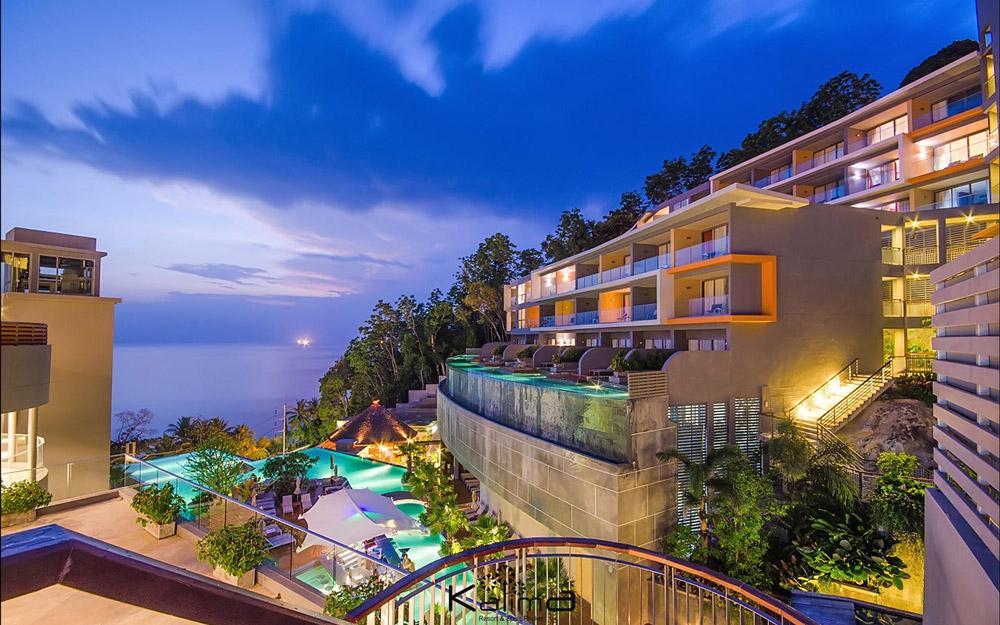 هتل کالیما ریزورت پوکت
