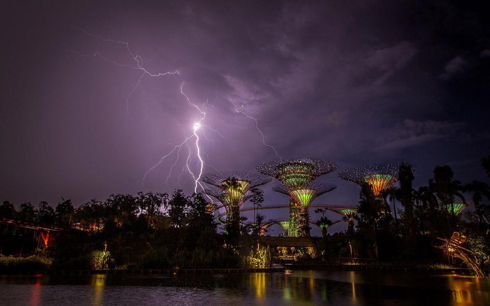 آب و هوای سنگاپور