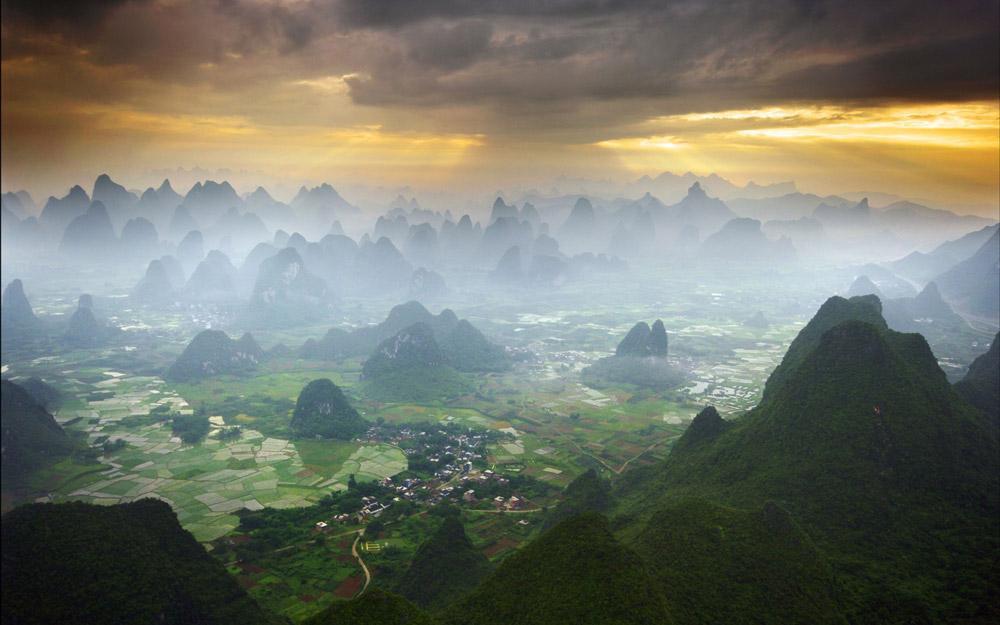 ده تا از بهترین مکان ها برای بازدید در چین