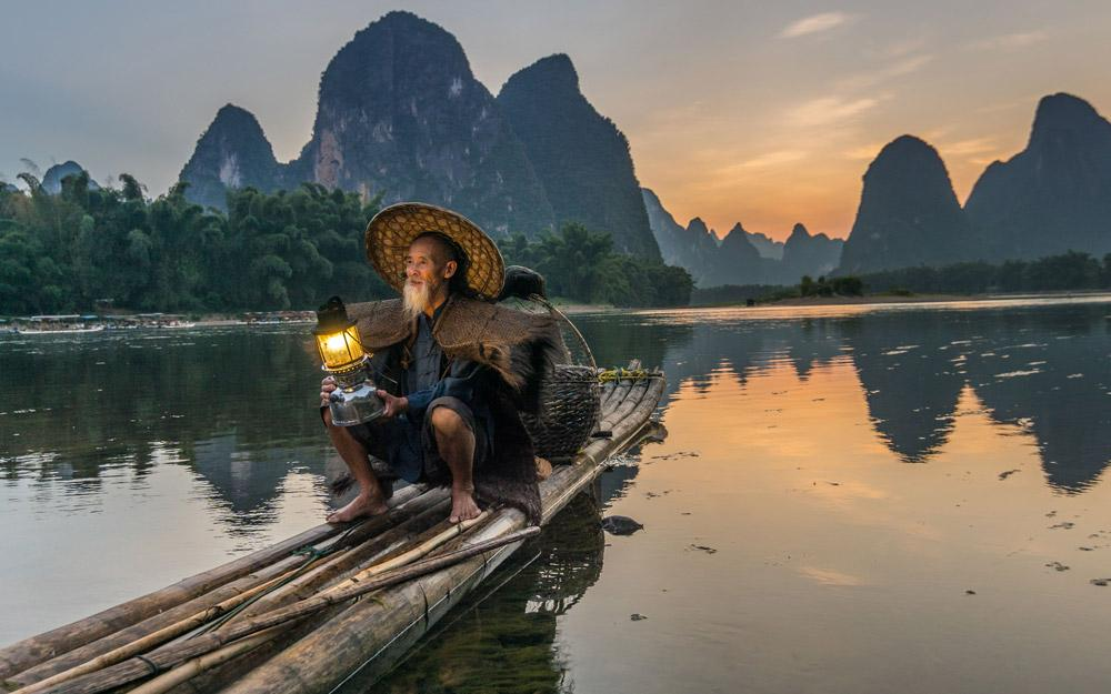 گویلین: یکی از بهترین مقصدهای توریستی چین