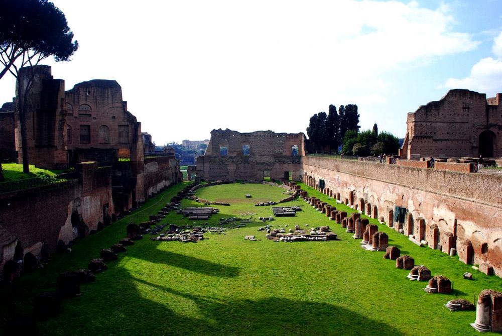 بازدید از برترین ابنیه باستانی ایتالیا