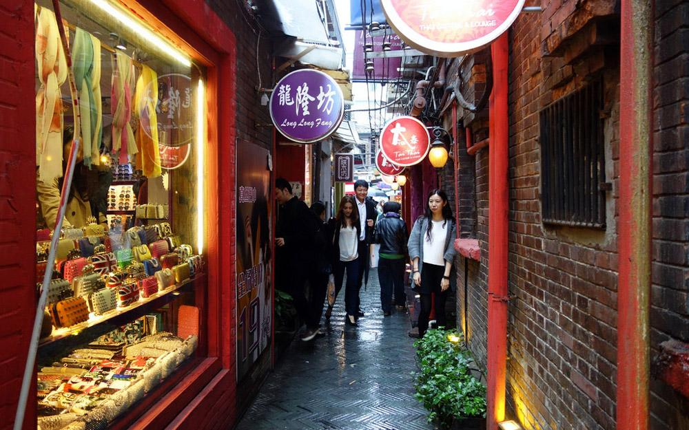 بهترین کارهای رایگان در شانگهای