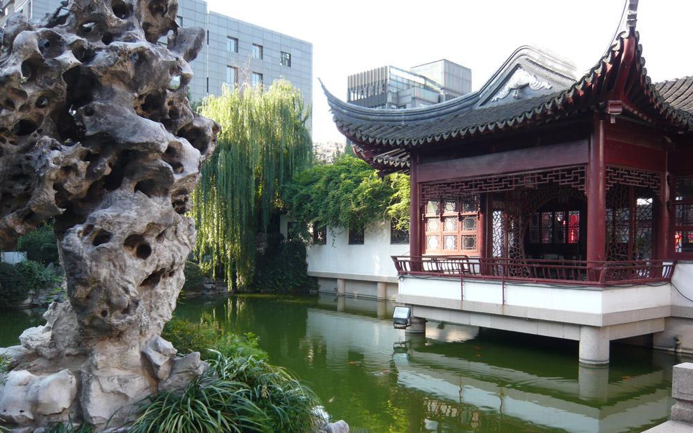 در تور چین در شانگهای چه کارهایی نکنیم
