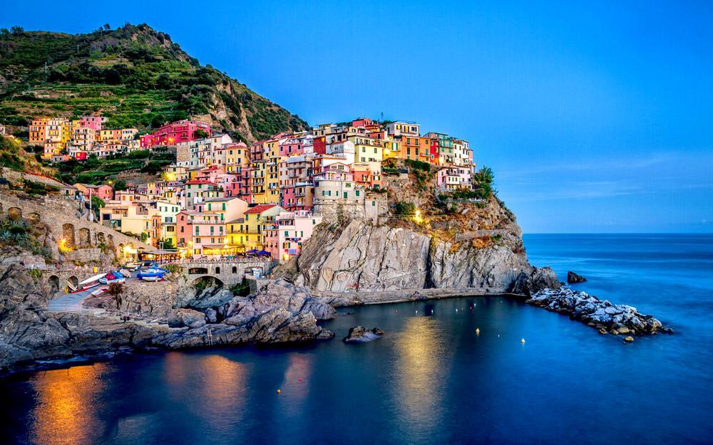چهارده شهر کوچک و شگفت انگیز ایتالیا