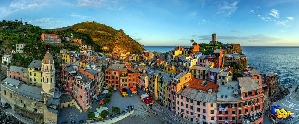 برنامه سفر دو هفته ای همراه با تور ایتالیا