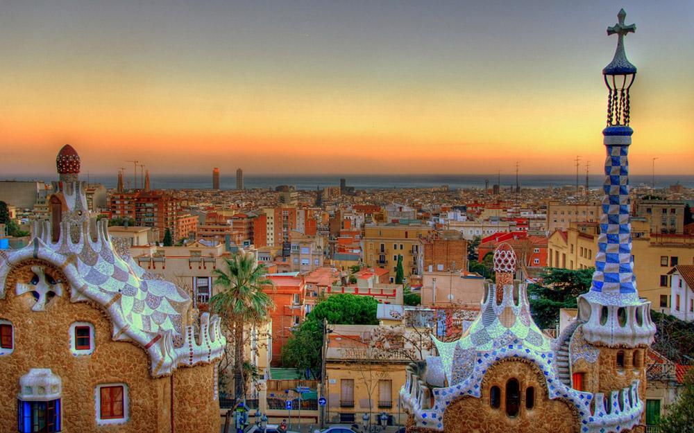 تورهای انتخابی کشتی کروز در بارسلون (اسپانیا)