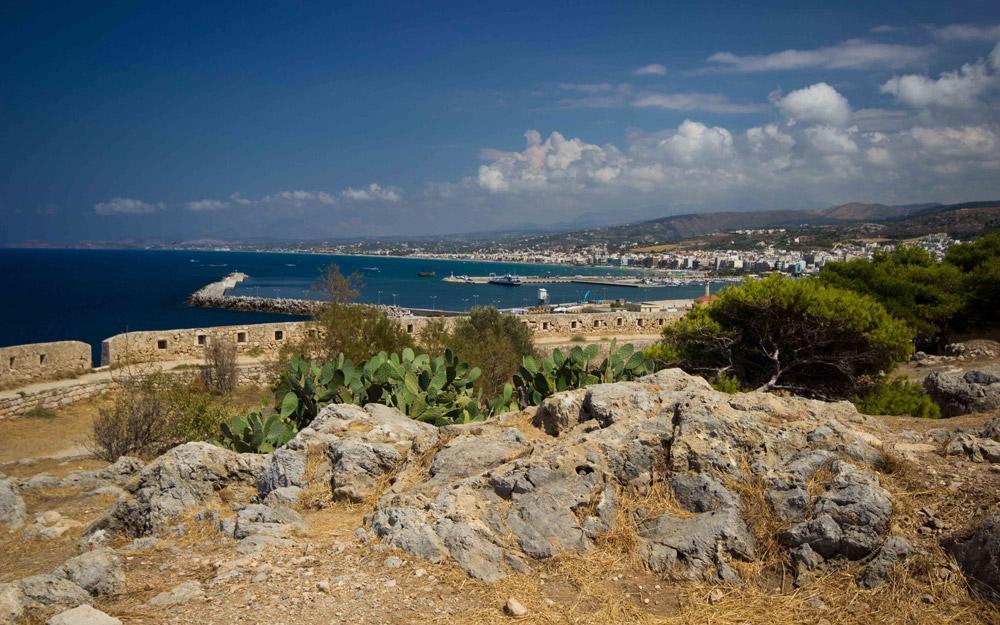 تورهای انتخابی کشتی کروز در هراکلیون/کرت (یونان)