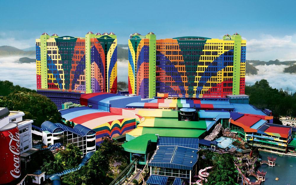 بهترین هتلهای مالزی
