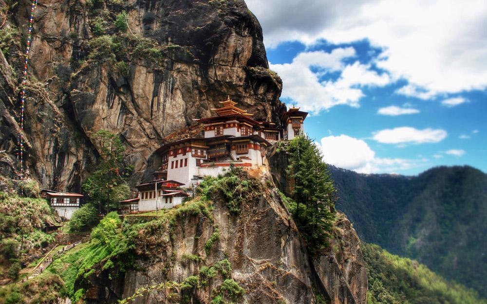 10 صومعه برتر دنیا