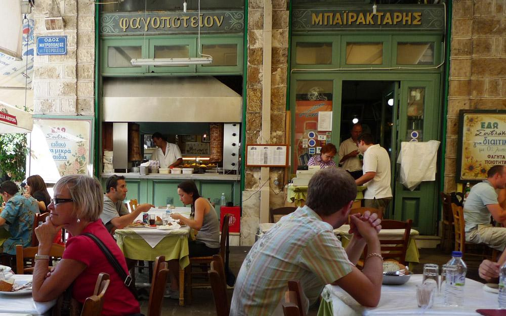 توصیه هایی در مورد سفر به آتن در کشور یونان