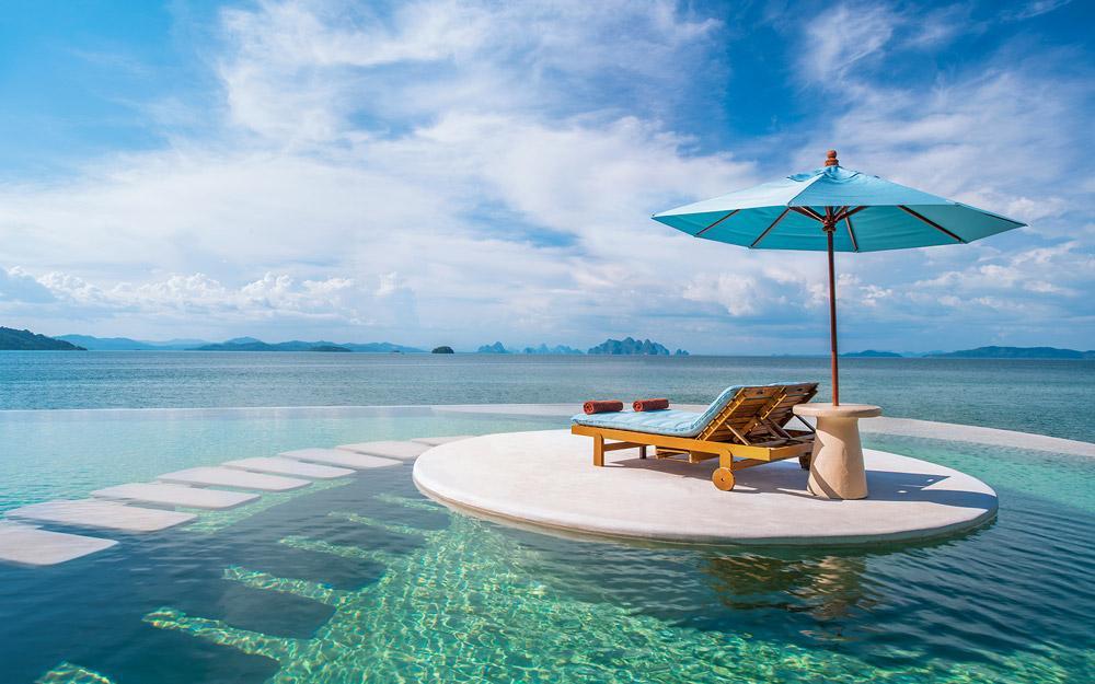اقامتگاه جزیره ناکا در پوکت تایلند