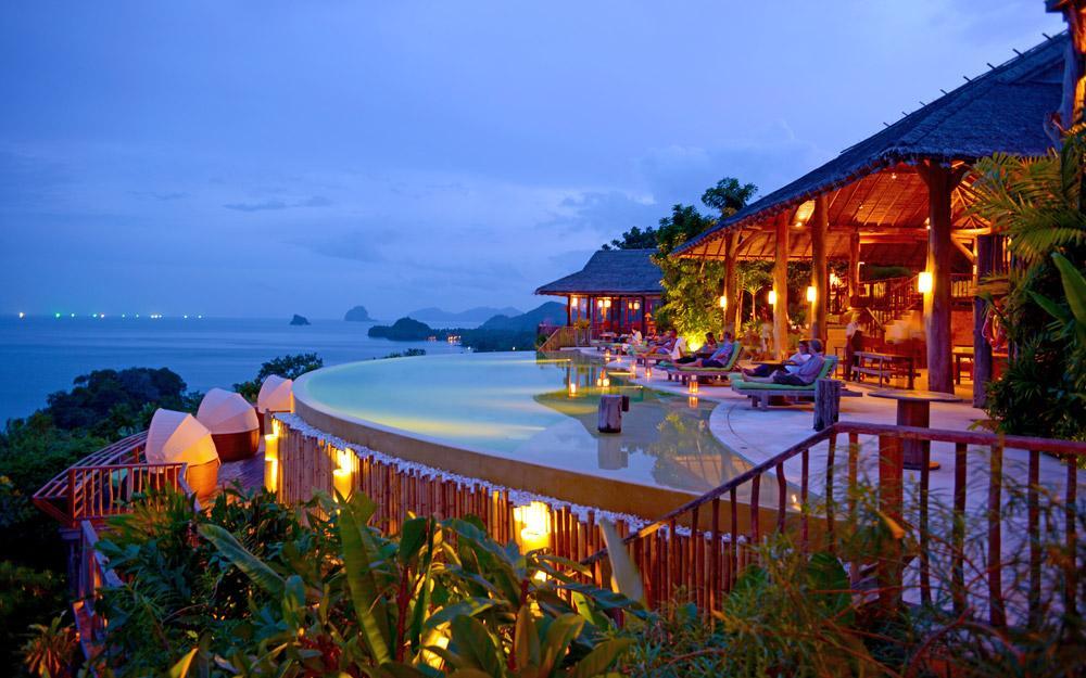 اقامتگاه لوکس Six Senses Yao Noi در تایلند