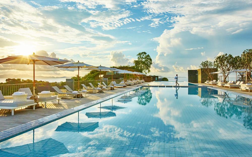 هتل COMO Point Yamu پوکت تایلند