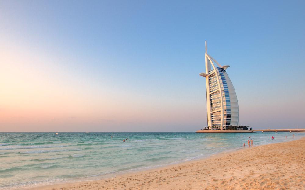 برج العرب، یکی از مجلل ترین هتل های دبی