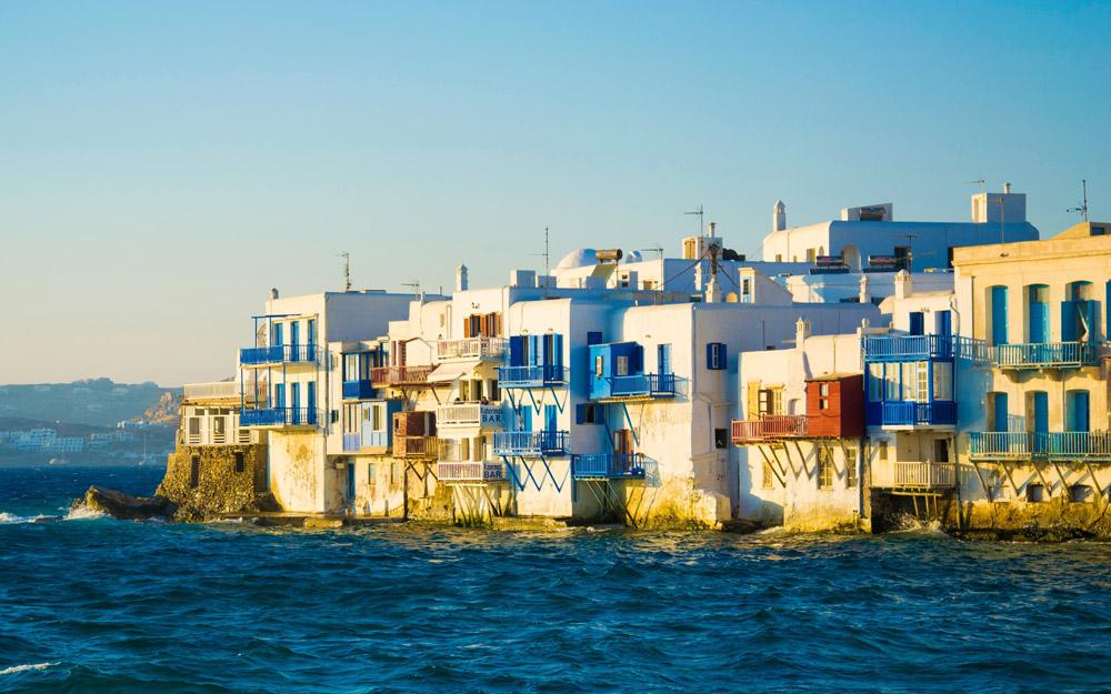 میکونوس، بهشت گردشگران تور یونان