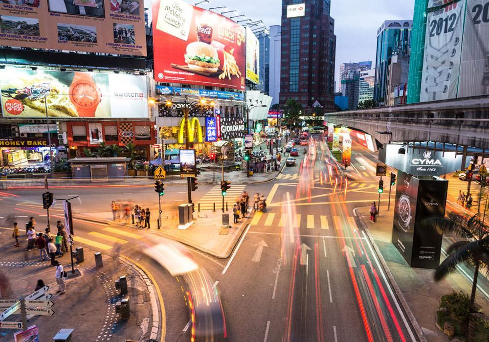 معرفی جاذبه های گردشگری کوالالامپور