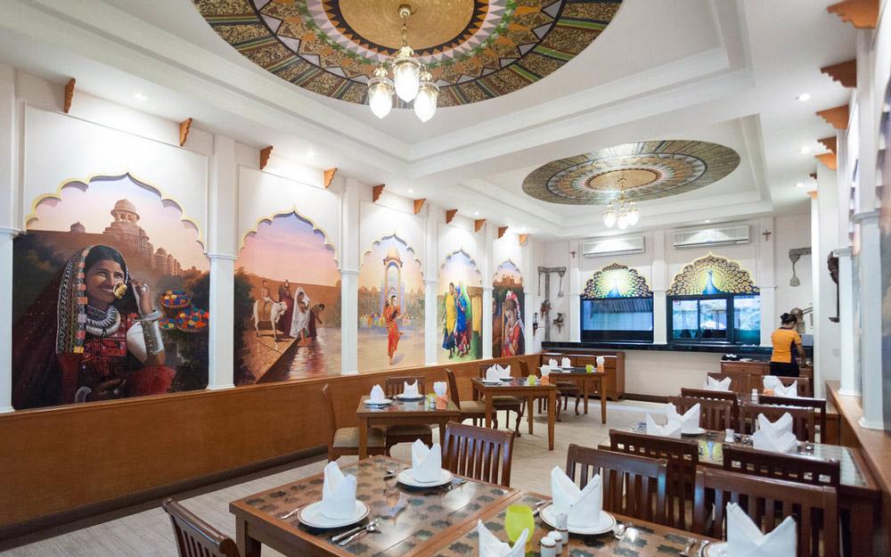 رستوران هندی بلوچی پوکت (تایلند)
