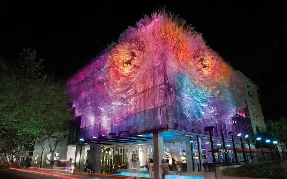 موزه لیولی شانگهای (چین)