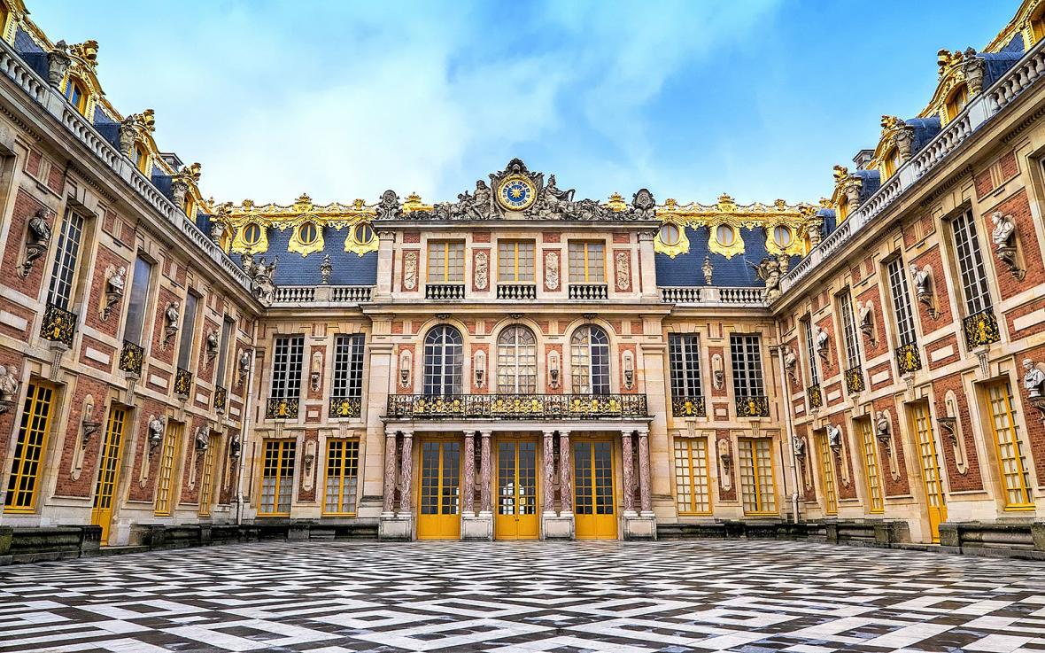 کاخ ورسای پاریس (فرانسه)