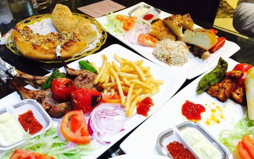 رستوران ترکی آتِمِن گوانجو (چین)