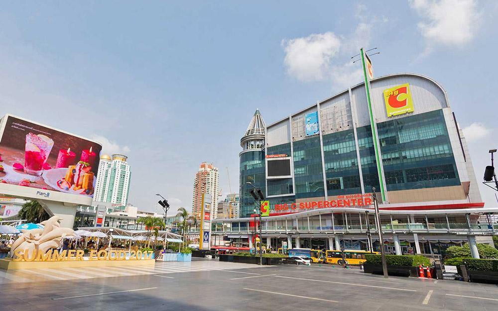 مرکز خرید بیگ سی بانکوک (تایلند)