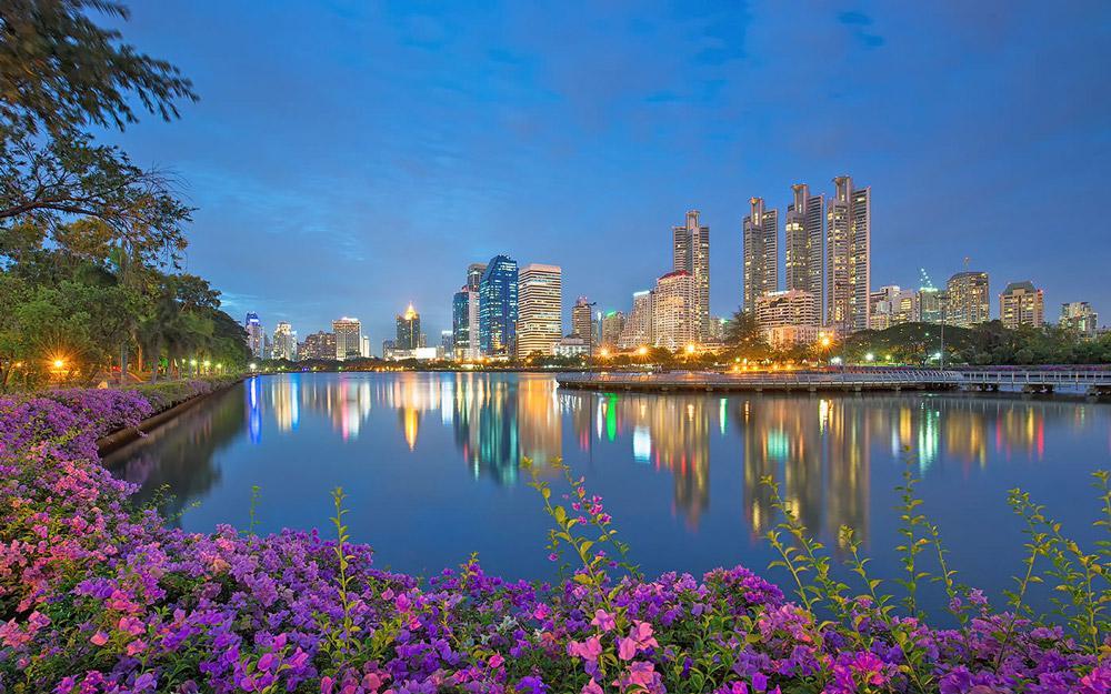 پارک بنجاکیتی، بانکوک