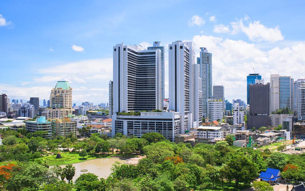 پارک بنجاسیری، بانکوک